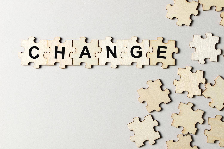 CHANGE? No, Thank You!
